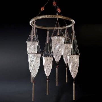 Archeo Venice Design 101/6C Ceiling lamp