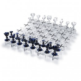 Baccarat Harcourt Chess Game