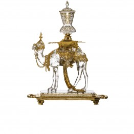 Baccarat petit palais vessel of desert