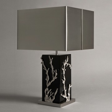 Charles Paris Algues 2132-BIS-0 Table Lamp