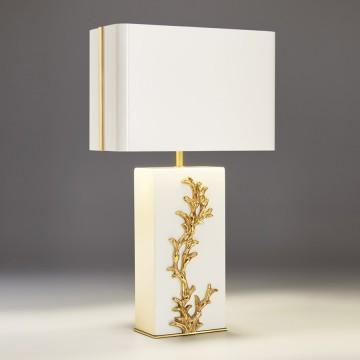 Charles Paris Algues 2132-TER-0 Table Lamp