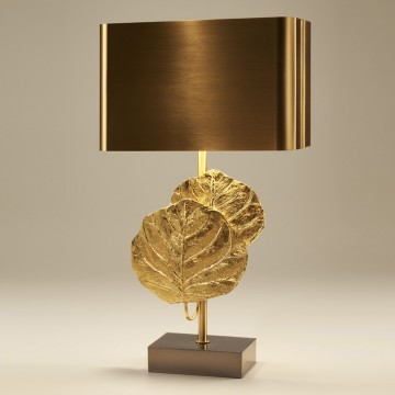 Charles Paris Guadeloupe 2143-0 Table Lamp