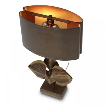 Charles Paris Orchidee 2155-0 Table Lamp