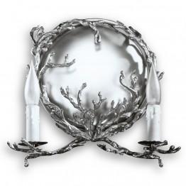 Charles Paris Algues miroir 0216-0 Sconce