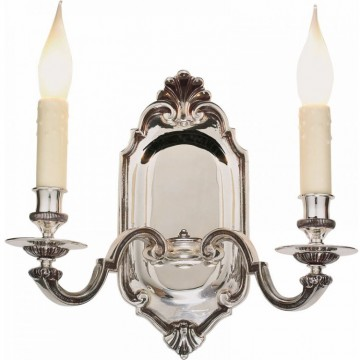 Charles Paris Georgian 0139-0 Sconce
