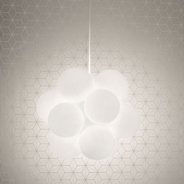 De Majo Suspension Lamp Babol S