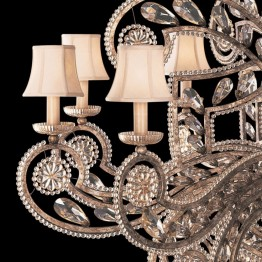 Fine Art Lamps Chandelier 163940ST