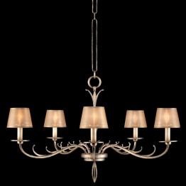 Fine Art Lamps Chandelier 418740ST