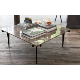 Gabriel Scott Prong Square Coffee Table