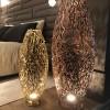 IDL Cocoon Floor Lamp  586/1LG