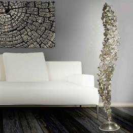 IDL Corten Floor Lamp 468/P