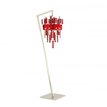 IDL Crystalline Floor Lamp 493/6P