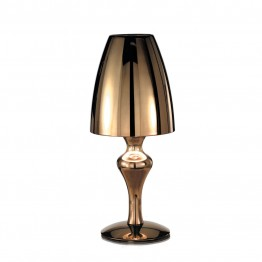 IDL Glamour Table Lamp 462/1LG