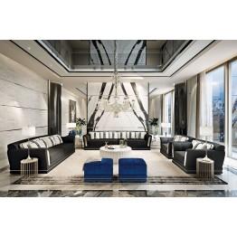 Sofa Ludovica Collection Luxury Keoma Italia