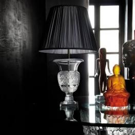 Lalique Versailles Lamp