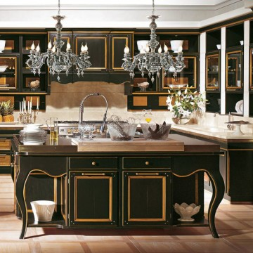 Lottocento kitchen Living Style