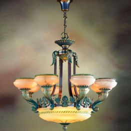Mariner Royal Heritage Chandelier 18596