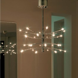 Vertigo Pendant lamps Penta Light Medium