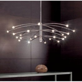 Vertigo Pendant lamps Penta Light Small