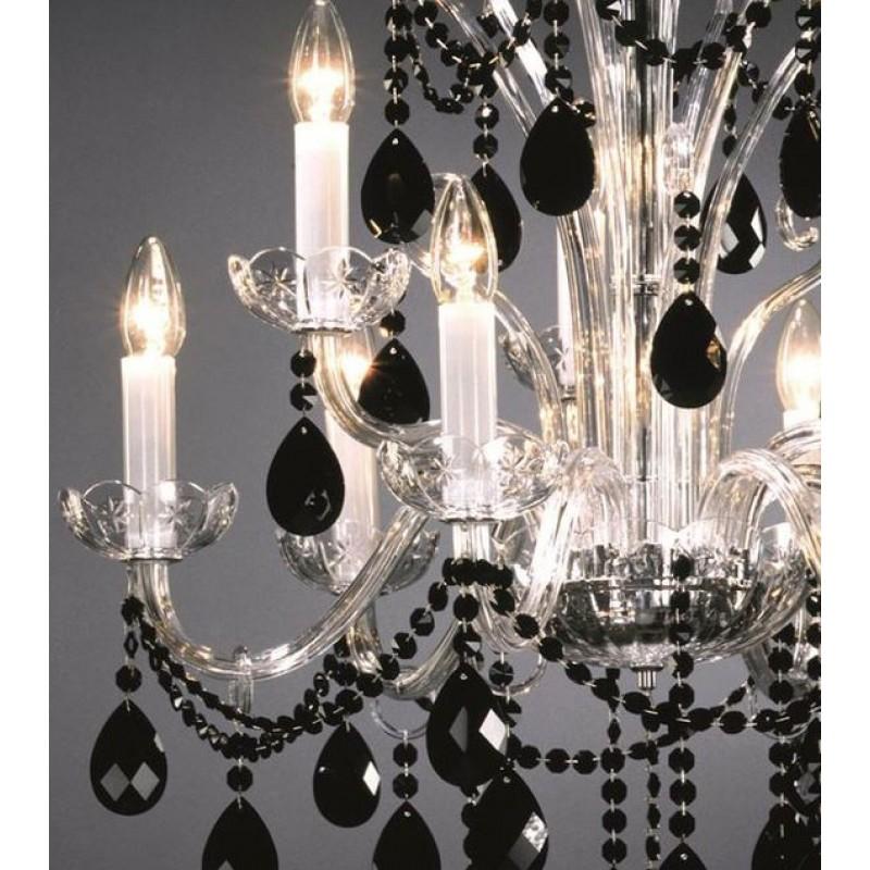 Preciosa chandelier ac 544501009 preciosa senov chandelier ac 544501009 aloadofball Image collections