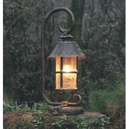 Robers Outdoor Pedestal Lamp AL6001