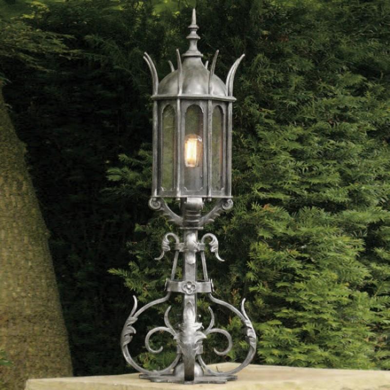 Robers Outdoor Pedestal Lamp Al6651
