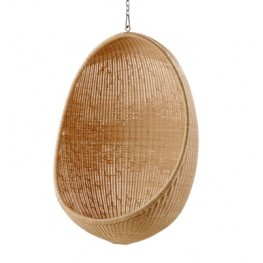 Sika Design Hanging Egg Chair exterior