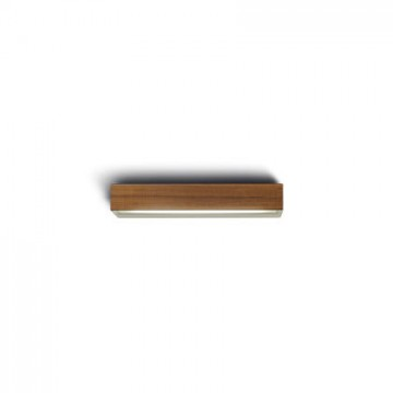 Simes Mini-look applique wood double emission L 220mm - L.9202W