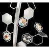 Swarovski Crystalon Lamp SCY580
