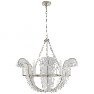"Visual Comfort Calais 34"" Chandelier"
