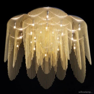 Willowlamp Ceiling ROSE-700-STR-C