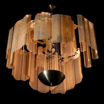Willowlamp Chandelier FAT-700-S