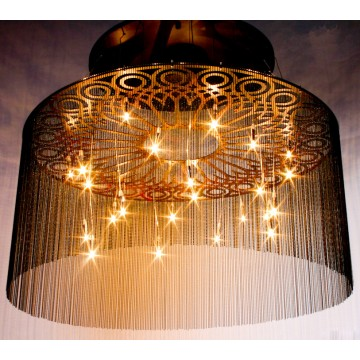 Willowlamp Chandelier NGOMA-700-C