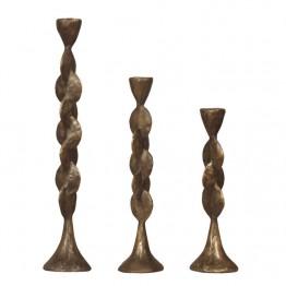 Corbin Bronze Bellina Candlestick BCS-12