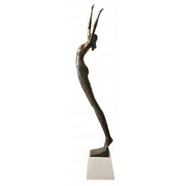 Corbin Bronze Sculpture Helena