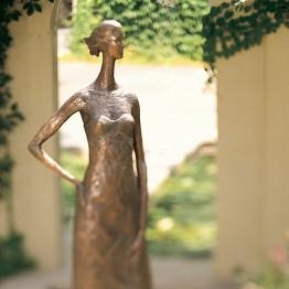 Corbin Bronze Sculpture Hand on Hip Tall