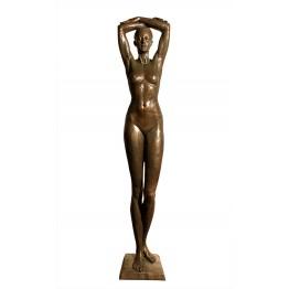 Corbin Bronze Sculpture Jacqueline