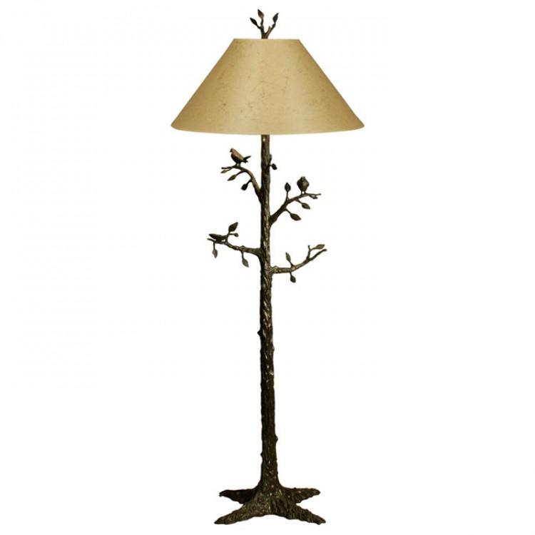 Corbin Bronze Arbre Floor Lamp with nest and two birds  : Corbin Bronze Arbre Floor Lamp 750x750 from shop4room.com size 750 x 750 jpeg 31kB