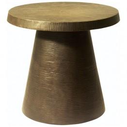 Corbin Bronze Drum Table T2321