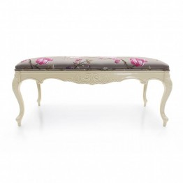 Seven Sedie Upholstered bench Accademia