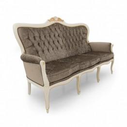 Seven Sedie 3 Seater sofa Foglia