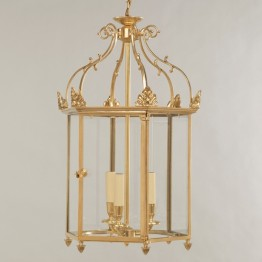 Vaughan Carlton Hall Lantern CL0049.BR