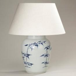 Vaughan Bamboo Leaf Ceramic Vase TC0024.XX