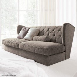 Giorgio Collection Bergère sofa