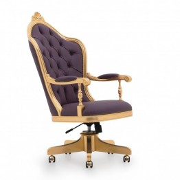 Seven Sedie Swivel chair Vera