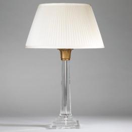 Vaughan Lotus Glass Column TG0035.BR