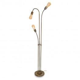 Lumen 3100 - Three lights floor lamp - Moretti Luce