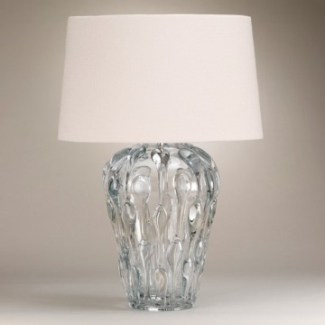 Vaughan Pavia Glass Table Lamp TG0080.NI
