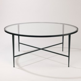 Vaughan Lena Coffee Table FT0036.BZ.GL