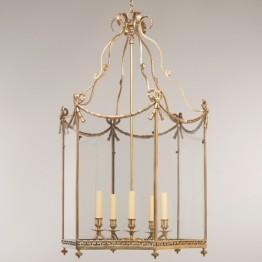 Vaughan Drottningholm Lantern CL0284.BR